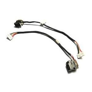 Connecteur alimentation DC Power Jack + Câble pour HP Pavilion DV6 - TLDC201GL - 16cm