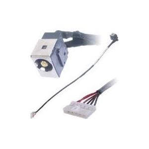 Connecteur alimentation DC Power Jack + Câble pour MSI GE60, GE70, MS-175X - TLDW636- 22cm - K10-300XXXX-V03