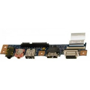 CARTE FILLE OCCASION ACER Aspire 4810TG - Audio, USB, HDMI, VGA - 55.PE101.002 - Gar 3 mois