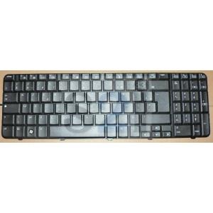 CLAVIER AZERTY HP G7 - 640208-051 - AER18F00010 - 2B-41807Q100 - 633736-051 - 646568-051 occasion - Gar.3 mois