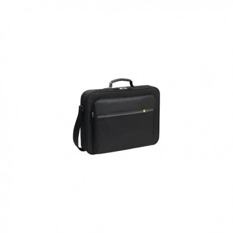 "SACOCHE PORTABLE 17""3 et 18"" Business Luxe Ultraline - Noir"
