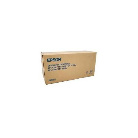 TONER EPSON NOIR EPL-5700, EPL-5800L - C13S050010