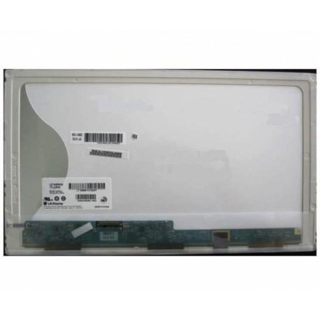 """DALLE LED NEUVE 15""""6 PHILIPS LP156WH2 WXGA 1366X768 - 40 pins - Connecteur en bas à gauche - Gar 1 an"""