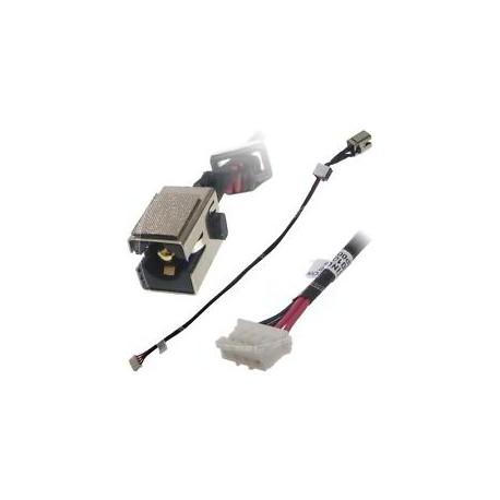 CONNECTEUR CARTE MERE + CABLE ASUS K75, K75A, K75DE, K75VD, K75VM, R700 - 14004-00740000