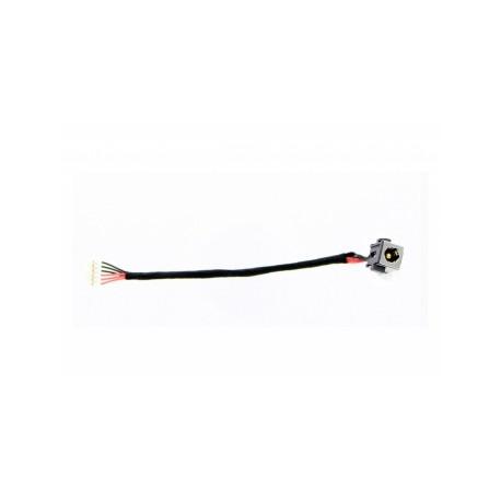 CONNECTEUR CARTE MERE + CABLE ASUS K55, U57, R500, R500V - 14004-00530000