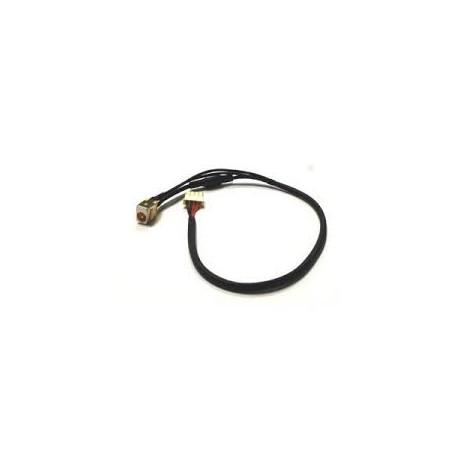 Connecteur alimentation DC Power Jack + Câble Acer Aspire 5920, 5920G, 6530, 6930 - 50.AGW07.006