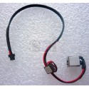 Connecteur alimentation Neuf DC Power Jack + Câble ACER Aspire One D250, D520, eMachines 250- 30W - DC301007400 - Gar 3 mois
