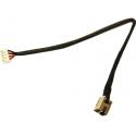 Connecteur alimentation DC power Jack + Cable TOSHIBA SATELLITE C850 C850D C870 C870D, L850, L870, L875 series - H000037850