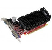 Carte graphique MSI GT-610 1Gb DDR3 - N610-1GD3H - Gar.1 an