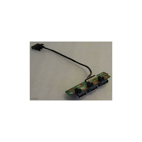 CARTE FILLE USB OCCASION PACKARD BELL SL51 SL65 SL81 - DA0PF1PC6E0 - Gar 3 mois