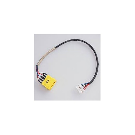 CONNECTEUR DC JACK + CABLE IBM Lenovo Ideapad Flex 14 15