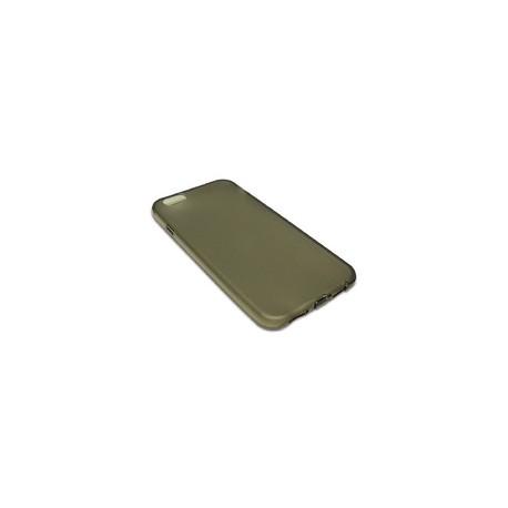 COQUE NEUVE pour IPHONE 6 - Noir Léger - Soft Blak