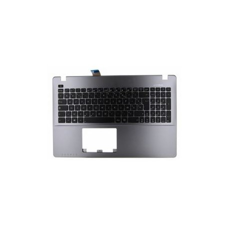 Clavier+coque ASUS gris X552A - 90NB00T1-R31FR0 - Gar. 3 mois