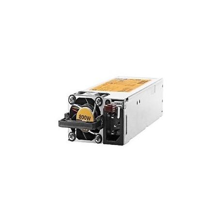 ALIMENTATION NEUVE HP DL360, DL380 Hot Plug 800W - 754381-001