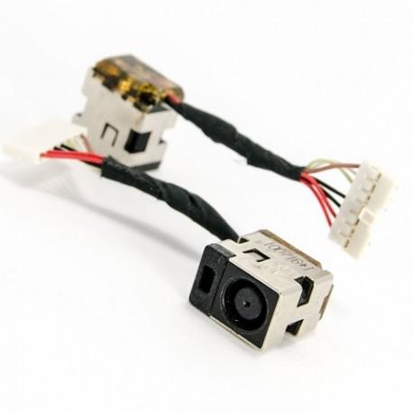 Connecteur carte mère DC Jack + Cable - HP PAVILION DM4 - 608273-001 - 6017B0269001