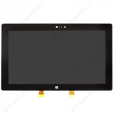 ENSEMBLE NEUF VITRE TACTILE + LCD Microsoft Surface RT 2 - LTL106HL02-003
