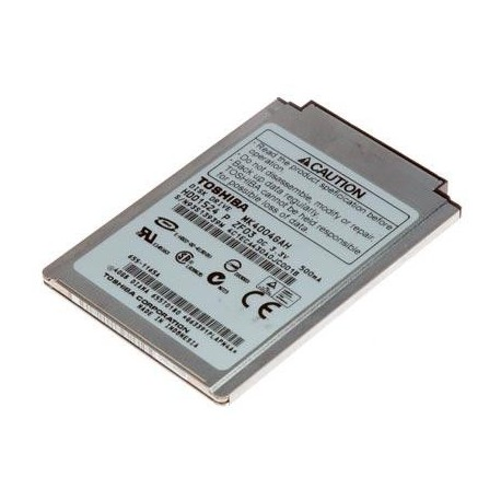 "DISQUE NEUF 1.8"" TOSHIBA - 40GB - Apple Ipod - Sony - MK4004GAH"