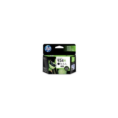 CARTOUCHE HP NOIRE Officjet Pro 6830 - 1000 pages - 9ml - C2P23AE - 934XL