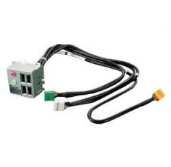 ENSEMBLE CABLES OCCASION AUDIO, USB DELL Inspiron 530, 531, Vostro 200 - XW31 - 0XW931