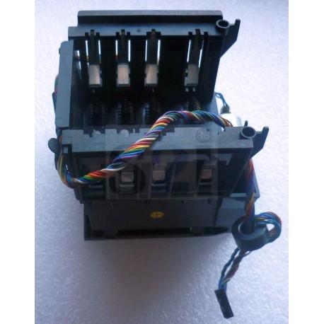 INK SUPPLY STATION ASSEMBLY OCCASION HP Color InkJet cp1700, DeskJet 1600CM - C8108-67056, C8108-67013