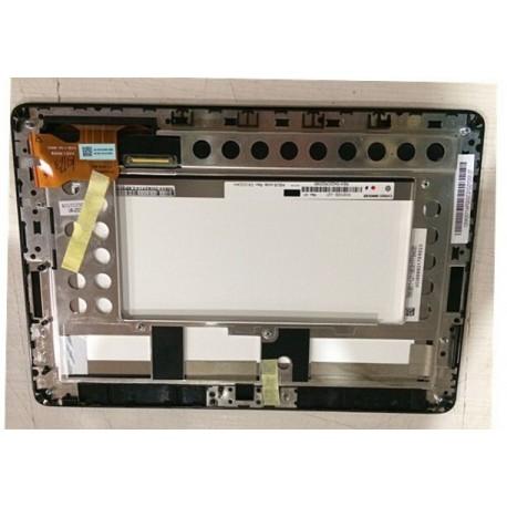 """ENSEMBLE NEUF VITRE TACTILE + ECRAN LCD + CADRE ASUS MeMo Pas ME301T 10"""" - Version 5280N FPC1 REV4"""
