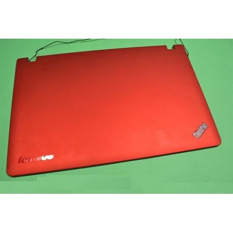 COQUE ECRAN IBM LENOVO Thinkpad E520, E525 - 04W3266 - 04W1844 - Rouge