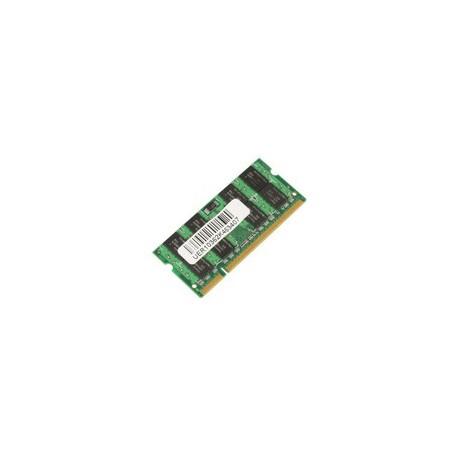 MEMOIRE SO-DIMM 200 Pin 1.8v DDR2 PC2-6400 SoDimm - FT512MSQ64V8U