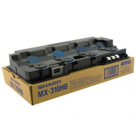 RECUPERATEUR DE TONER USAGE SHARP MX-4100, MX-4100N, MX-4101N, MX-5000N, MX-5001N, MX-5100N - MX-310HB - 37SHAMX310HB