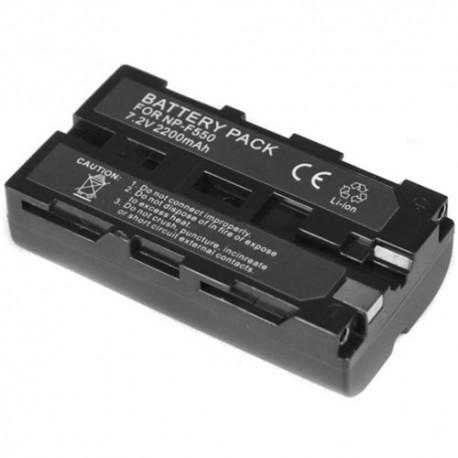 BATTERIE NEUVE COMPATIBLE SONY Camcorder, Cybershot - 2300mah - 7.2V - NP-F530