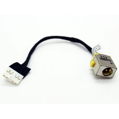 CONNECTEUR DC JACK + CABLE ACER Aspire V5-431, V5-471, V5-571 series - 50.M1PN1.001 - 50.4TU04.041 - 50.4TU04.031