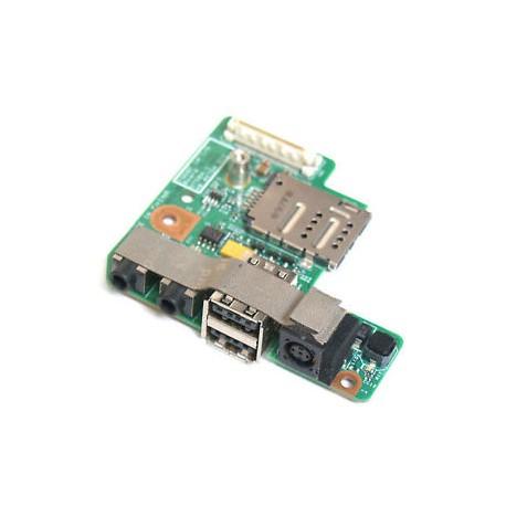 CARTE FILLE NEUVE USB, DC JACK, Audio DELL E5400 E5500 - 0C959C