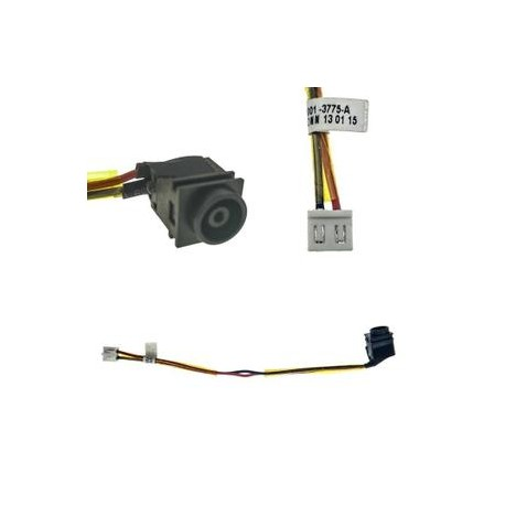 Connecteur alimentation DC power Jack + Cable SONY VGN-NR Series - 073-0001-3775_A