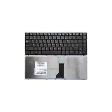 CLAVIER QWERTY NEUF ANGLAIS ASUS K42 K43 K43S K43BY B43J - MP-09H66GB-5281,04GNQW1KUK01-2