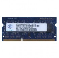 MEMOIRE Nanya 2GB 1Rx8 1333mhz PC3-10600S-9-10-B2 NT2GC64B88B0NS-CG