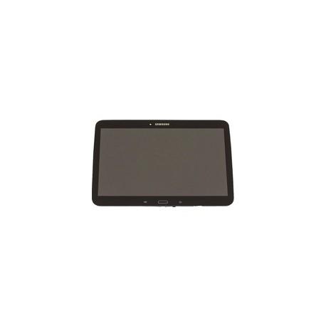 ENSEMBLE VITRE TACTILE + ECRAN LCD SAMSUNG Galaxy Tab GT-P5210 - GH97-14819D - Noir
