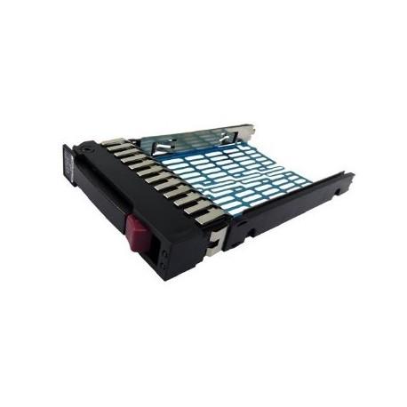 """CADDY DISQUE DUR NEUF SAS 2,5"""" SATA HDD pour HP ProLiant ML370 G6 ML350 DL580 - 378343-002"""