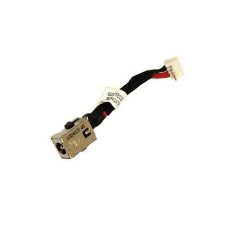 CONNECTEUR DC JACK + CABLE HP MINI 210 - 6017B0205701