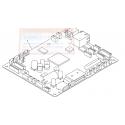 CARTE ELECTRONIQUE PRINCIPALE NEUVE BROTHER MFC-J6720DW - LT3068004