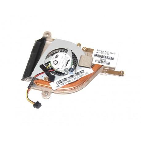 Ventilateur+radiateur occasion HP Mini 210, Mini 110 - 622330-001