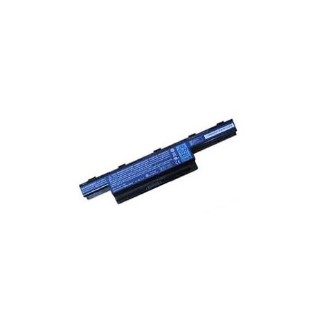 BATTERIE NEUVE COMPATIBLE ACER Aspire, PACKARD BELL Easynote - 11.1V - 5200mah - AS10D41 - AS10D31