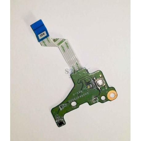 BOUTON POWER NEUF HP ENVY 15-e - DA0R63PB6D0 - 719843-001 - Gar 3 mois - 32R63PB0030