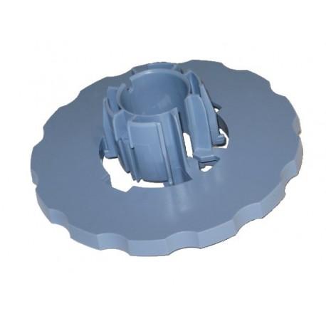 SPINDLE HUB BLUE pour HP DesignJet 4000 4020 5000 5000PS 5100 5500 - C6090-60105 - Bleu - C6095-40092