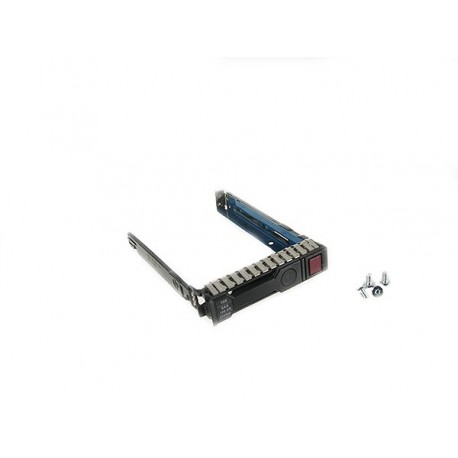 "CADDY DISQUE DUR NEUF COMPATIBLE HP PROLIANT ML350e ML310e SL250s - 651699-001 - 2.5"" - HP G8 G9 - 651687-001"
