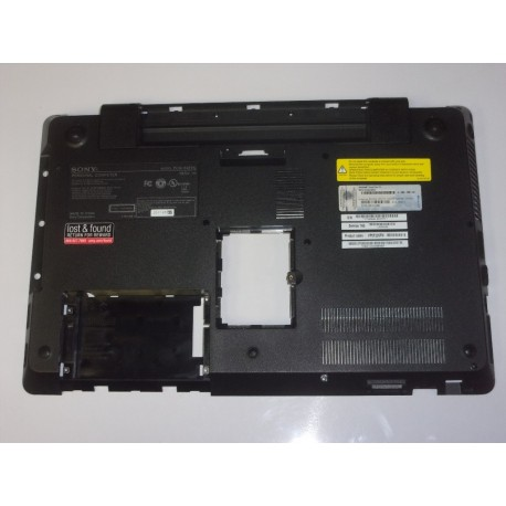 COQUE INFERIEURE OCCASION SONY PCG-81411M, VPCF22L1E - 012-000a-6508-a - A1819894A