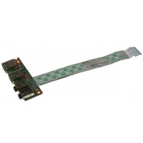 CARTE FILLE USB AUDIO NEUVE ASUS K53E, A53SD - 69N0KBB10F01-01 - 60-N3EIO1000-F01