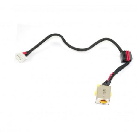 CONNECTEUR DC JACK + CABLE ACER Aspire E1-531, E1-571, E1-511 - 50.ML9N2.002 - DC30100JN00