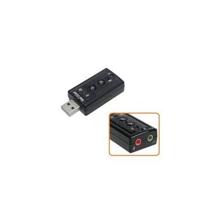 MINI CARTE SON USB 2.0 - DACOMEX