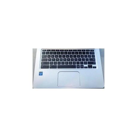 CLAVIER QWERTY UK + COQUE TOSHIBA CB30-B -A000380210