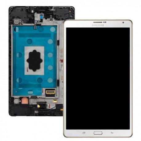 ECRAN COMPLET SAMSUNG Galaxy Tab S 8.4 SM-T700 - GH97-16047A - Blanc