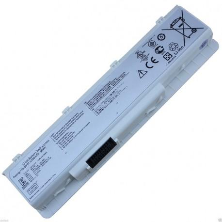 BATTERIE NEUVE Compatible ASUS N45SL, N55, N55E, N55S, N55SF - A32-N55 - 11.1V - 5200mah - Blanche